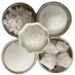 厂家野狼社区白色石英砂 水处理石英砂 大小颗粒高纯石英砂 0.5-32mm